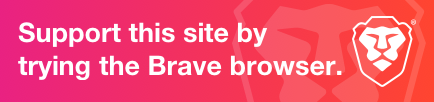Try Brave Browser